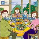 最大P33.5倍【訳あり】DAJ 097 ILLUSTRATION PARTY CD-ROM素材集 送料無料 あす楽 ロイヤリティ フリー cd-rom画像 cd-rom写真 写真 写真素材 素材