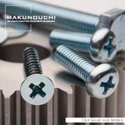 Makunouchi 134 Gear and Screw