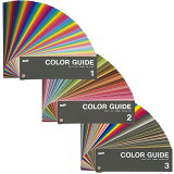 指南很容易使用新的芯片扩展(1.2.3)色样色样DIC的色彩指南(1.2.3)[19版][DICカラーガイド(1・2・3)【第19版】色見本 カラーサンプル]