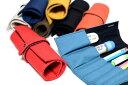 【DELFONICS/デルフォニックス】ロールペンケース 帆布製 EN76【文房具/文具/デザイン/おしゃれ/ステーショナリー】【デザイン/おしゃれ/海外/輸入】【デザイン文具ならイーオフィス】