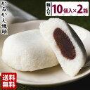 【お買い得】かるかん饅頭(10個入×2箱)【送料無料】軽羹 ...