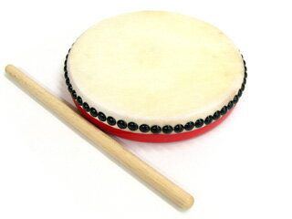 パーランクー <water buffalo skin for EISA> It is with an 18cm in diameter drumstick