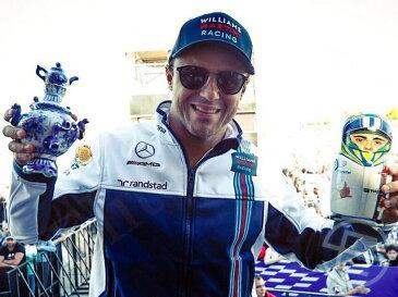 【送料無料】 マルティニ・ウィリアムズ 2017年 支給品 ノンアルコール版 ハケット製 ソフトシェル ジャケット ジャージ メンズ XL new 新品 (海外直輸入 F1 非売品グッズ)