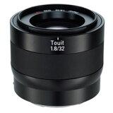 卷发 tsaisu Touit 1.8/32 E-mount (可更换镜头)[カール ツァイス Touit 1.8/32 E-mount (交換レンズ)]