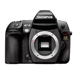 デジタル一眼レフカメラ「OLYMPUS E-5」