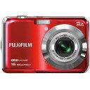 フジフイルム FinePix AX660 レッド (コンパクトデジタルカメラ) 《発送の目安:約2週間》