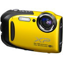 フジフイルム FinePix XP70 イエロー (コンパクトデジタルカメラ) 《発送の目安:約2週間》