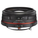 ペンタックス HD PENTAX-DA 70mm F2.4 Limited ブラック (交換レンズ)