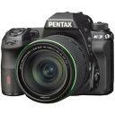 【あす楽】 ペンタックス K-3 18-135WR レンズキット (デジタル一眼レフカメラ)
