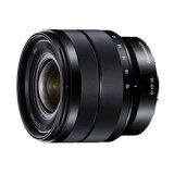 【あす楽】 ソニー E 10-18mm F4 OSS SEL1018 (Sony 交換レンズ)