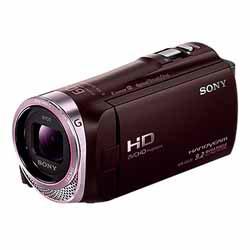 デジタルビデオカメラ「ハンディカム HDR-CX420」