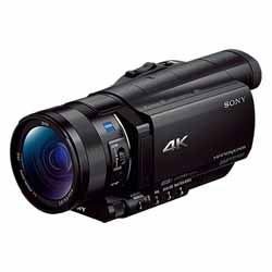 4Kデジタルビデオカメラ「ハンディカム FDR-AX100」