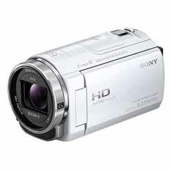 デジタルビデオカメラ「ハンディカム HDR-CX535」