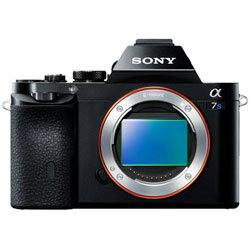 デジタル一眼レフカメラ「α7S」