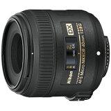 ニコン AF-S DX Micro NIKKOR 40mm f/2.8G (Nikon 交換レンズ)