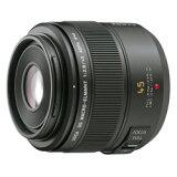 パナソニック LEICA DG MACRO-ELMARIT 45mm / F2.8 ASPH. / MEGA O.I.S H-ES045(45mmマクロ) (交換レンズ)