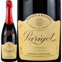 ワイン スパークリング 赤 発泡 [NV] ブルゴーニュ・ムスー・ルージュ・ブリュット   パリゴ&リシャール フランス ブルゴーニュ   750ml