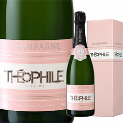 テオフィル・ブリュット・ロゼ ボックス ルイ・ロデレール シャンパーニュ シャンパン