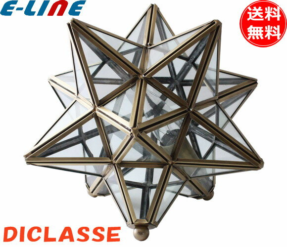 DI CLASSE ディクラッセ Etoile エトワール テーブルランプ LT3675FR LT3675CL 白熱球(クリア)星型 おしゃれ照明 「smtb-F」「送料無料」