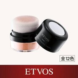 エトヴォス(ETVOS)公式ショップ 楽天ランキング1位!天然ミネラルチークがポンポン容器で登場「ポンポンミネラルチーク」【etvos】【30日間返品保証】
