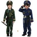 【サイズ有5-6/7-8/9-10/11-12】警察官 子供...