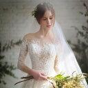 【サイズ有S/M/L/XL/2XL】花嫁 ウェディングドレス 背