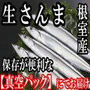 【ふるさと納税】 [北海道根室産]さんま30尾 B-36005