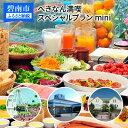 【ふるさと納税】へきなん満喫スペシャルプランmini H019-005