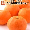 【ふるさと納税】■【こだわり】有田みかん 5kg(Sサイズ指...