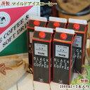 【ふるさと納税】【謹製】無糖マイルドアイスコーヒー1000ml×5本セット