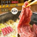【ふるさと納税】JAこゆ牛(宮崎和牛)A4等級以上リブロース 800g 牛肉 宮崎県 新富町