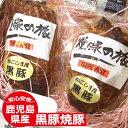 【ふるさと納税】鹿児島県産 黒豚焼豚 薩摩ファームブロスト
