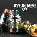 【 バンディーベープ キリン ミニ 】【 RBA 】【 RTA 】【 24.4mm 】【 VANDY VAPE 社製 アトマイザー 】 KYLIN MINI RTA
