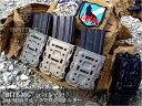 楽天エアガンショップ フォートレス【5/9〜5/15 セール】LAYLAX・Battle Style (バトルスタイル) M4/M16 クイックマグホルダー バイトマグ DE ライラクス