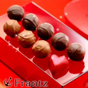 バレンタイン ミラクル トリュフ フランツ スイーツ チョコレート