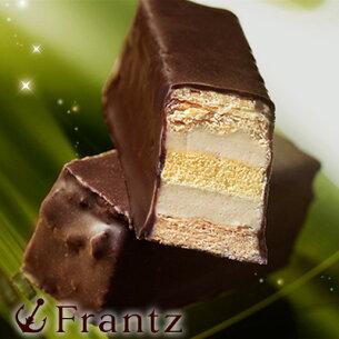 バレンタイン ミルフィーユ チョコレート