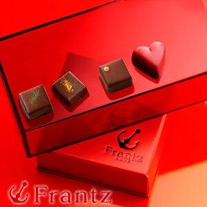 バレンタイン ミラクル・クアトロ アソート トリュフ フランツ スイーツ チョコレート