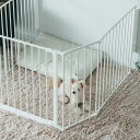 Scandinavian Pet Design ハースゲートショートセクション