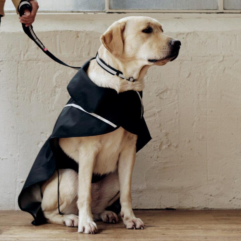 【犬 服 洋服】 レインマント【ペット梅雨対策】 【犬 服】雨の日や、夜の日のお散歩も安全&快適に