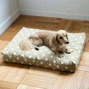 【犬 ベッド】ウォッシャブルスクエアベッド M