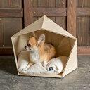 屋内ペット用ベッド カマクラ プレーン かまくら (KAMAKURA)