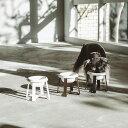 pecolo Food Stand S(Tall) 陶器 フードボウルスタンド 犬 フードボウル