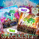 藝人名: A - 【世界の大型EDMフェスMIX 2枚セット!!】DJ A-KEY / ARE YOU READY VOL.6&7 SPECIAL SET[AKSET-04]