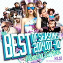 Artist Name: A - DJ ATSU / The Best Of Seasons vol.18 -2014.07〜2014.10-【大人気シーズンベストMIX最新作!】【MIXCD】