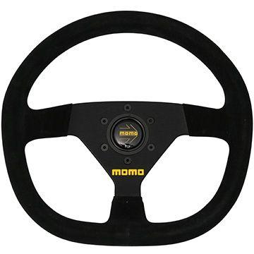 【在庫限り】 送料無料 代引き対応可(一部離島除く) MOMO モモ ハンドル MOD.88 モデル88 32Φ 新ロゴ ブラックスエード/ブラックスポーク
