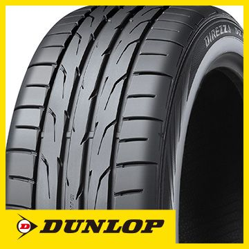 【送料無料】 DUNLOP ダンロップ ディレッツァ DZ102 215/40R17 87W XL タイヤ単品1本価格