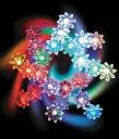クリスマスイルミネーションLEDジュエリーライト LDS-F24【ポイント10倍】