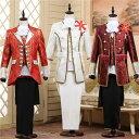 演出服 華麗な王族服 王子様 ヨーロッパ風 復古風 コスプレ衣装 大人 子供 将軍様衣装 ダンスパー
