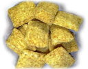 【有機認定品】有機玄米揚げおかき(塩) 小袋 40g