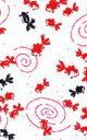 0626祭5小桜ガーゼ織タオル(小紋柄)小桜ガーゼ織タオル(小紋柄)おてぬぐい(手ぬぐい・手拭...
